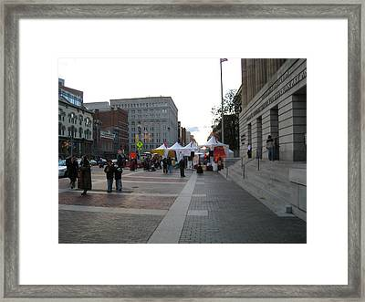 Washington Dc - National Portrait Gallery - 12121 Framed Print by DC Photographer