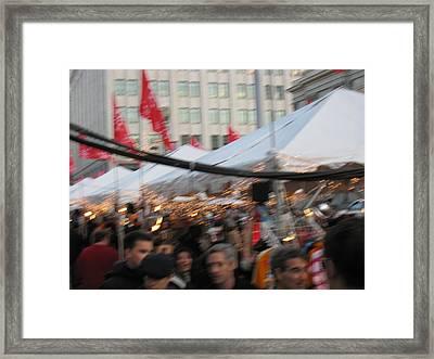 Washington Dc - National Portrait Gallery - 12123 Framed Print by DC Photographer