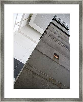 Washington Dc - Newseum - 12123 Framed Print by DC Photographer