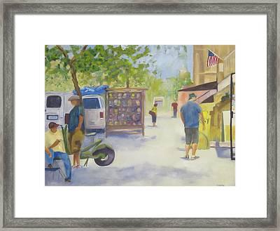 Washington Dc  Framed Print