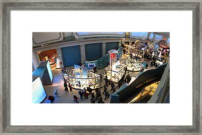 Washington Dc - Smithsonian National Museum Of Natural History - 12121 Framed Print by DC Photographer