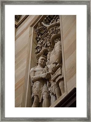 Washington Dc - Us Capitol - 011325 Framed Print