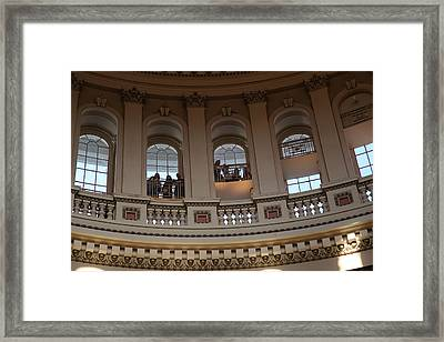 Washington Dc - Us Capitol - 011328 Framed Print
