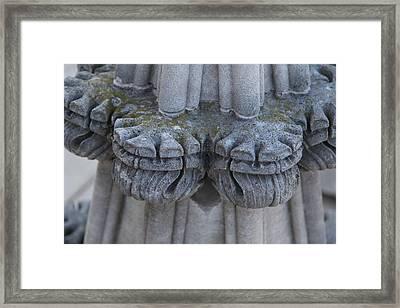 Washington National Cathedral - Washington Dc - 0113119 Framed Print by DC Photographer