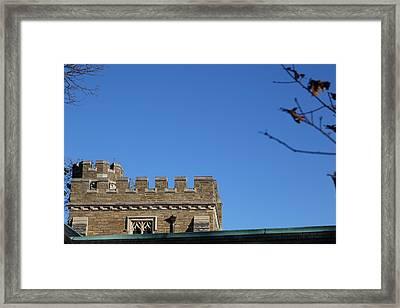 Washington National Cathedral - Washington Dc - 0113124 Framed Print by DC Photographer