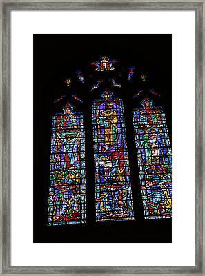 Washington National Cathedral - Washington Dc - 011313 Framed Print by DC Photographer