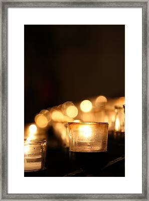Washington National Cathedral - Washington Dc - 011316 Framed Print