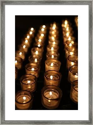 Washington National Cathedral - Washington Dc - 011320 Framed Print