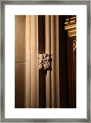 Washington National Cathedral - Washington Dc - 011330 Framed Print by DC Photographer