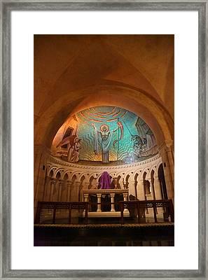 Washington National Cathedral - Washington Dc - 011337 Framed Print by DC Photographer