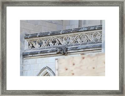 Washington National Cathedral - Washington Dc - 01134 Framed Print by DC Photographer