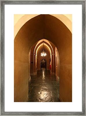 Washington National Cathedral - Washington Dc - 011340 Framed Print by DC Photographer