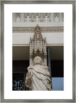 Washington National Cathedral - Washington Dc - 011343 Framed Print by DC Photographer