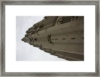 Washington National Cathedral - Washington Dc - 011352 Framed Print by DC Photographer