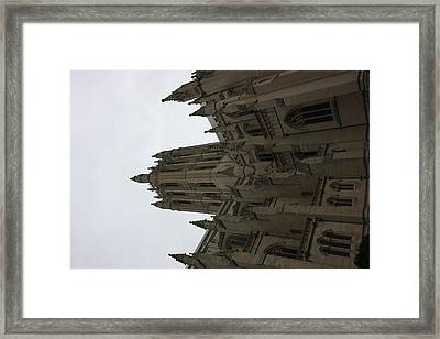 Washington National Cathedral - Washington Dc - 011368 Framed Print by DC Photographer