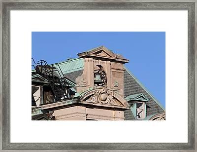 Washington National Cathedral - Washington Dc - 01137 Framed Print by DC Photographer