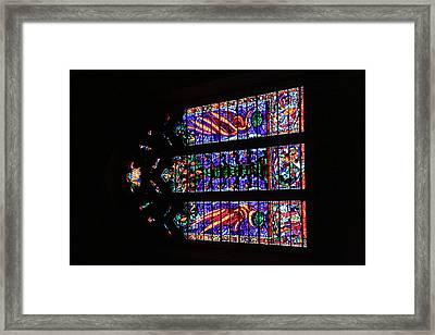 Washington National Cathedral - Washington Dc - 011378 Framed Print by DC Photographer