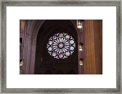 Washington National Cathedral - Washington Dc - 011379 Framed Print by DC Photographer