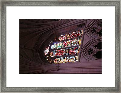 Washington National Cathedral - Washington Dc - 011381 Framed Print by DC Photographer