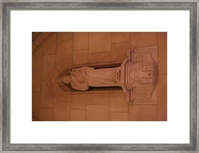 Washington National Cathedral - Washington Dc - 011386 Framed Print by DC Photographer