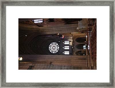 Washington National Cathedral - Washington Dc - 011390 Framed Print by DC Photographer