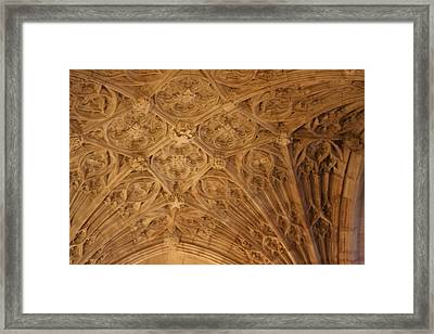 Washington National Cathedral - Washington Dc - 011392 Framed Print by DC Photographer