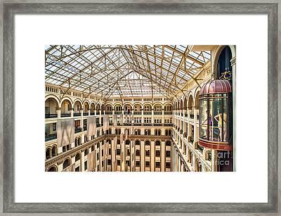 Washington Post IIi Framed Print