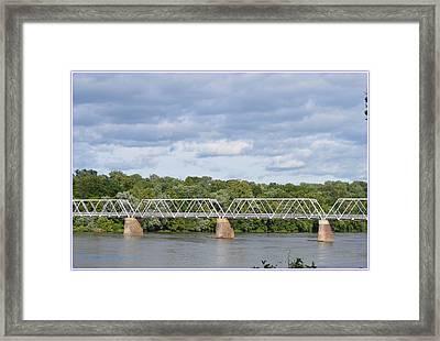 Washington's Crossing Park Framed Print