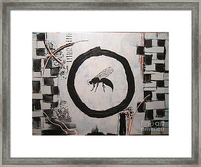 Wasp 2013 Framed Print