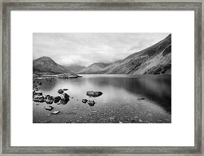 Wast Water Framed Print