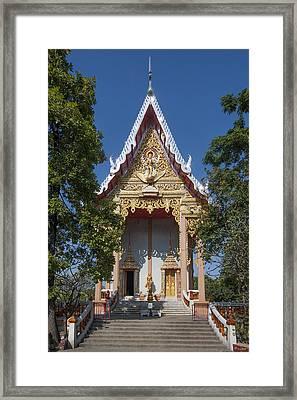 Wat Laksi Ubosot Dthb1426 Framed Print