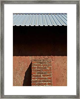 Watch The Gap Framed Print by Odd Jeppesen