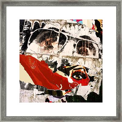 Watchers Framed Print by Dominic Piperata