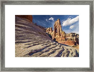 Watchman Framed Print by Dustin  LeFevre