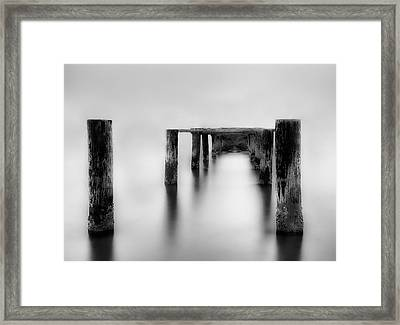 Wasteland Framed Print by Mark Alder
