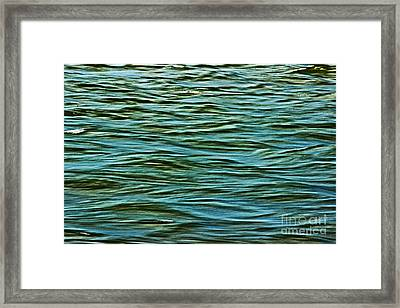 Water Abstract Framed Print by Tom Gari Gallery-Three-Photography
