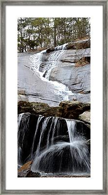 Water Faucet  Framed Print