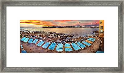 Water Guardians Framed Print by Az Jackson