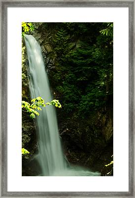 Water Is Framed Print