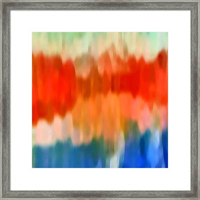 Watercolor 2 Framed Print