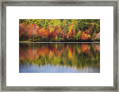 Watercolors Framed Print by Kyle Wasielewski