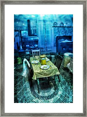 Watered Down Framed Print by Starlux  Productions