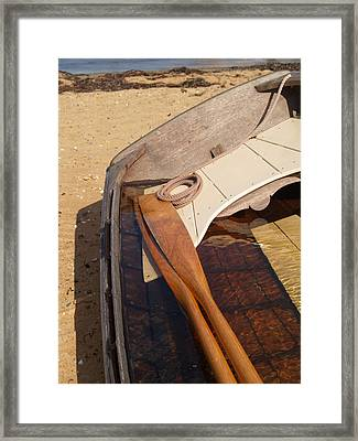 Waterlogged Framed Print by Richard Mansfield