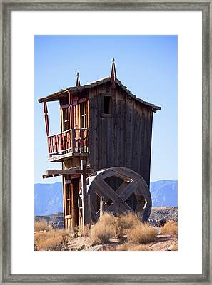 Watermill House Framed Print by Ivete Basso Photography
