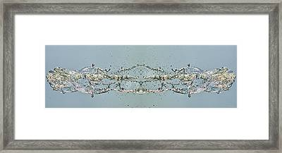 Watersource Framed Print