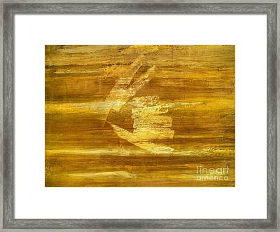 Waterworld #1041 Framed Print