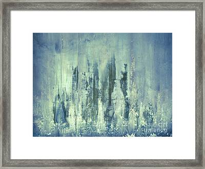 Waterworld #1243 Framed Print
