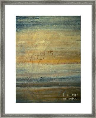 Waterworld #1268 Framed Print