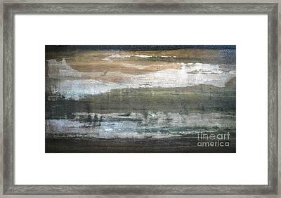 Waterworld #1285 Framed Print
