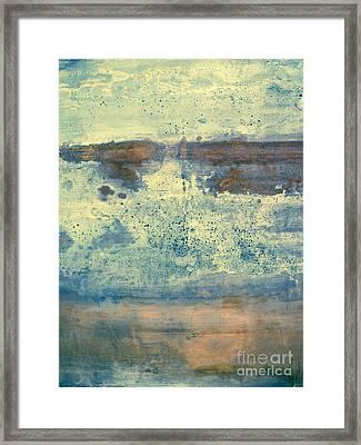 Waterworld #1321 Framed Print